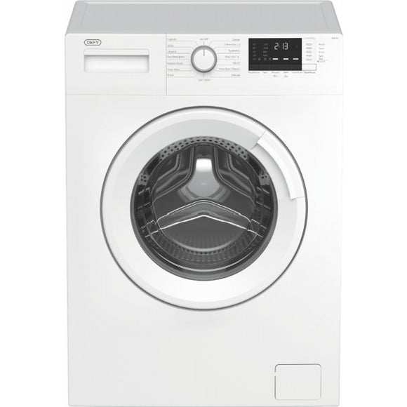 DEFY-  7kg Front Loader Washer - DAW383-  White