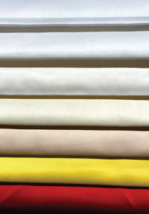 Milano Stretch Satin - Various Colours - 150cm
