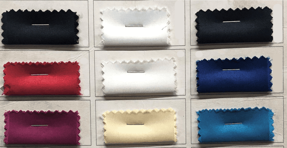 Plain Duchess Satin - Various Colours - 150cm