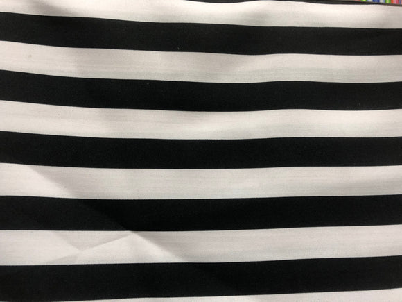 Printed Mini Matt, Striped - Various Colours - 150cm