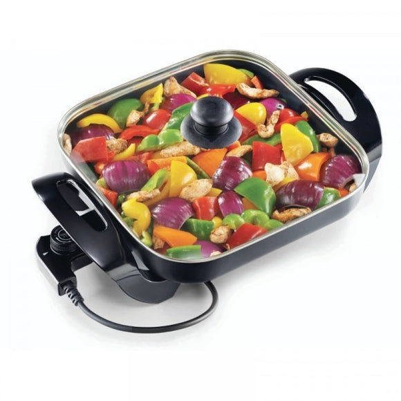 Salton - Electric Square Frying Pan- SFP83