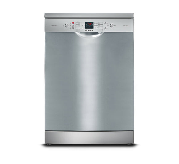 Bosch - 13 Place Dishwasher - Silver (SMS68128TR)