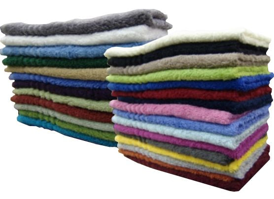 Origin Luxury Linen - Towels (Guest/Hand/Bath Sizes) - Various Colours