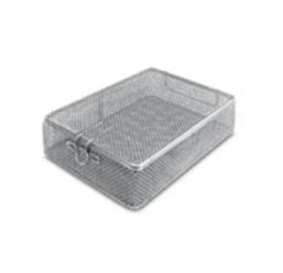 Sterilizing Wire Mesh Trays/ Basket with Lid