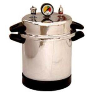 Portable Steam Stericlave Autoclave (Non- Ele