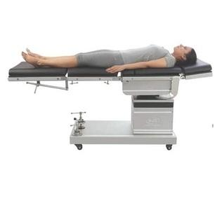 C-Arm Compatible Electric 4 Function OT Table