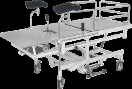 Telescopic Obstetric Labour Table with Adjust