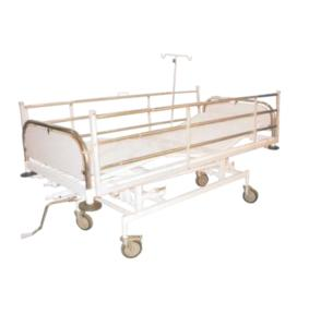 ICU Mechanical Bed with SS Bows