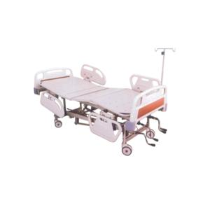 ICU Mechanical Bed with ABS Panels and ABS Ra