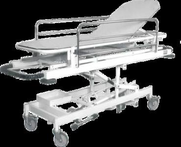 Emergency and Recovery Hydraulic Trolley