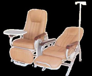 Deluxe Blood Transfusion Chair