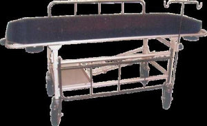 Stretcher on Trolley with Mattress