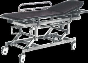 Hi-Low Patient Trolley