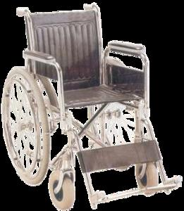 Foldable Invalid Wheel Chair JS10122