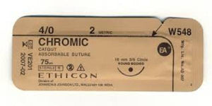 Chromic Catgut RB 20 MM, CU