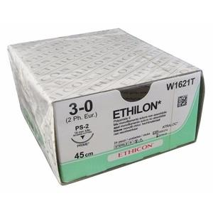 Ethilon (Monofilament Polyamide) RC 45 MM, CU