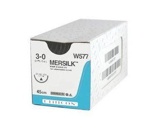 Mersilk TP oval, 22 MM, HC