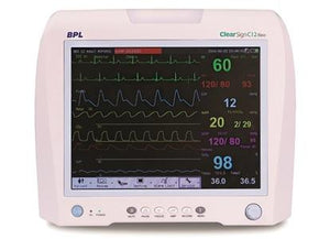 BPL ClearSign C12 Neo Patient Monitor