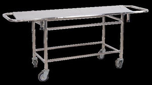 Stretcher On Trolley - S.S