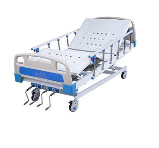 Manual ICU Bed 5 Function (Deluxe)