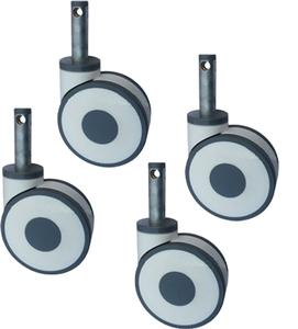 CENTRAL LOCKING CASTORS 125MM