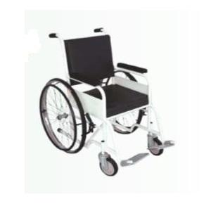 Wheel Chair Folding Chrome Plated IHPT 1173