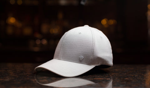 No Bad Ideas Hampton Flexfit Cap at Columbia Club Bar Indianapolis