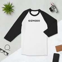 Load image into Gallery viewer, Unisex Gizmodo Baseball T-Shirt