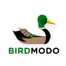 "Load image into Gallery viewer, ""Birdmodo"" Stickers"