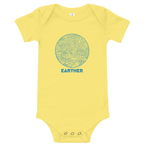 """Earther"" Baby Onesies"