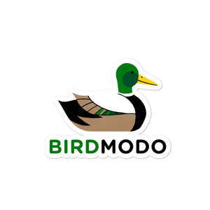 """Birdmodo"" Stickers"