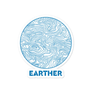 Earther Stickers