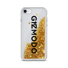 Load image into Gallery viewer, Gizmodo Logo Liquid Glitter Phone Case