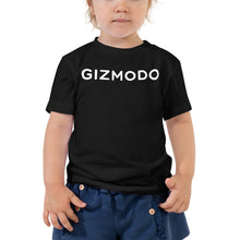 Load image into Gallery viewer, Gizmodo Logo Toddler T-Shirt