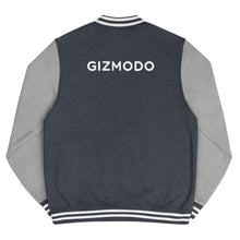 Load image into Gallery viewer, Gizmodo Letterman Jacket