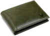 WildHorn® 100% Genuine High Quality Mens Leather Wallet