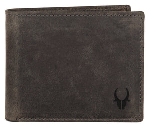 WILDHORN® Premium Top Grain Genuine Leather Wallet for Men