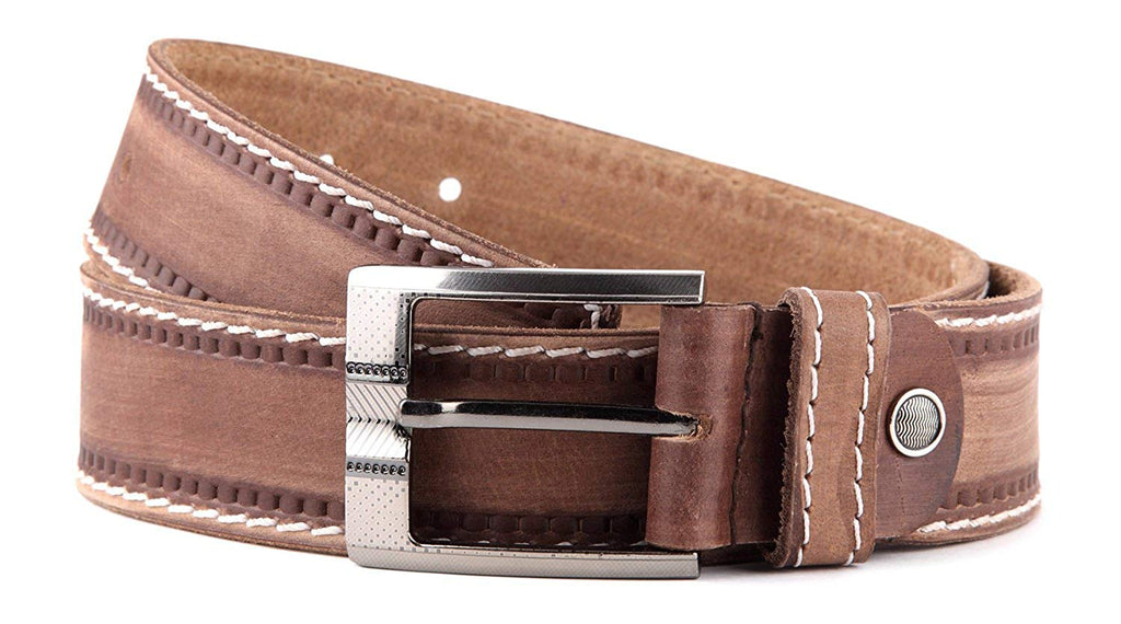 WildHorn Men's Leather Belt - WILDHORN