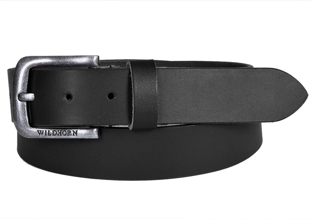 WildHorn Casual 100% Genuine Leather Belt for Men - WILDHORN