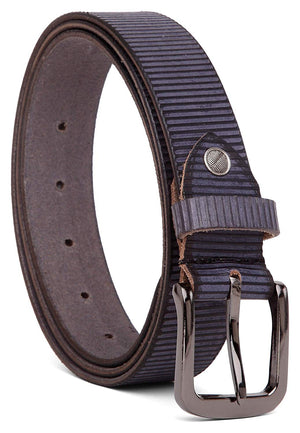 WildHorn 100% Genuine Leather Belt for Men - WILDHORN