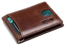 Royster Callus Tan Men's Wallet - WILDHORN