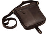WILDHORN® Leather Crossbody Bag for Women- Small Vintage Crossover Fashion Purse Long Over the Shoulder Sling For Everyday