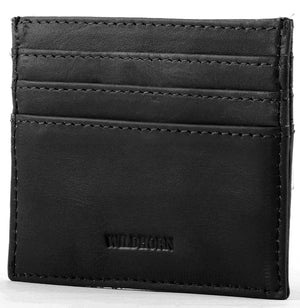 WildHorn Genuine Leather Credit Card Holder - WILDHORN
