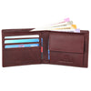 WildHorn® RFID Protected Genuine High Quality Leather Men's Wallet