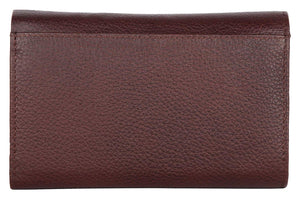 WildHorn®Women's Leather Wallet and Pen Combo Set - WILDHORN