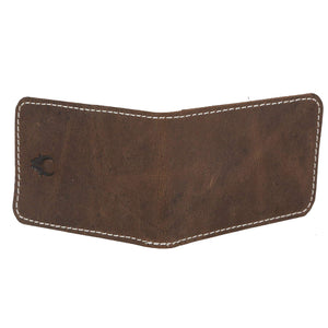 WildHorn Brown Credit Card Holder - WILDHORN