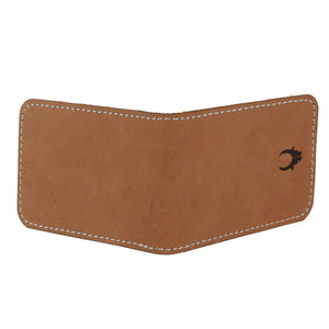 WildHorn Tan Credit Card Holder - WILDHORN