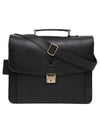 WILDHORN® 100% Genuine Leather Laptop Bag for Men