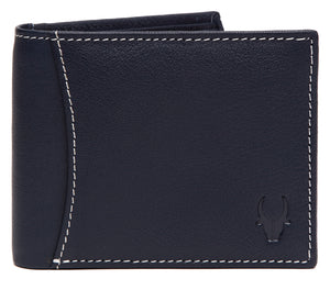 Click to open expanded view WildHorn® RFID Protected Genuine High Quality Leather Wallet for Men - WILDHORN