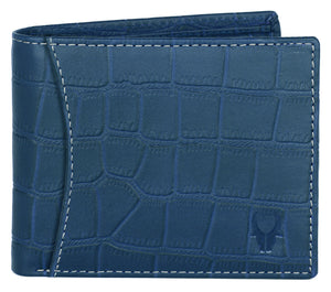 WildHorn® RFID Protected Genuine Leather Wallet for Men - WILDHORN